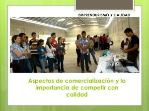 Formando jovenes emprendedores y conocedores del café orgánico y de calidad que ofrece COMSA.