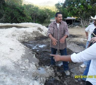 Saneamiento de aguas mieles COMSA