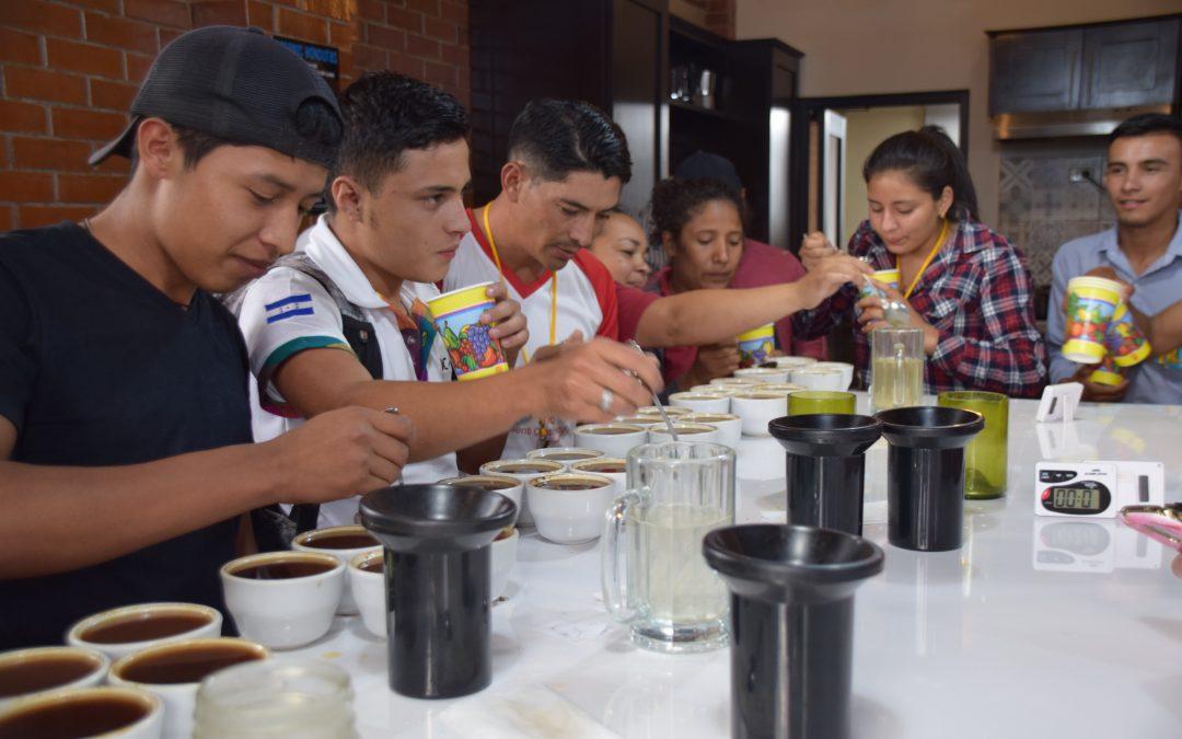 La Coordinadora Hondureña de Pequeños Productores (CHPP), comienza proceso de formación para jóvenes