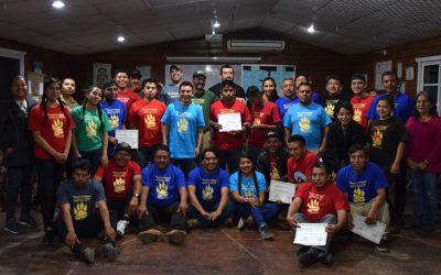 Productores de Manos Campesinas reciben taller sobre biopreparados en COMSA