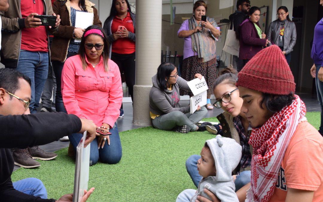 Estudiantes de MERC realizan intercambio de experiencias con  COMSA