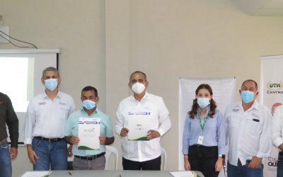 COMSA y la Universidad Tecnológica de Honduras firman convenio
