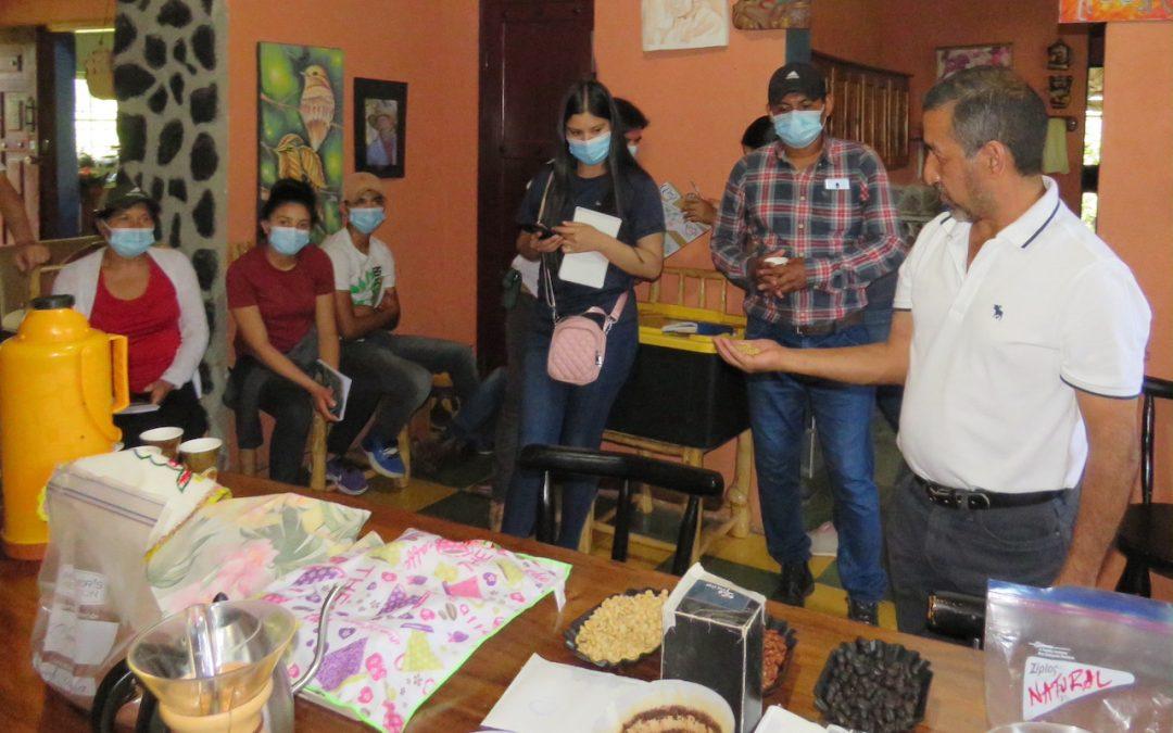 Socias de COMSA reciben  diplomado de Café Especial